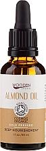 Parfumuri și produse cosmetice Ulei de migdale - Wooden Spoon Almond Oil