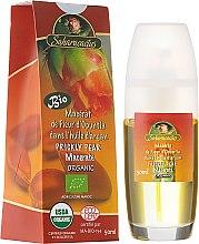 Parfumuri și produse cosmetice Concentrat cu ulei de argan și cactus Opuntia pentru față - Efas Saharacactus Macerat Opuntia Ficus in Argan Oil