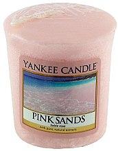 Parfumuri și produse cosmetice Lumânare aromată - Yankee Candle Pink Sands