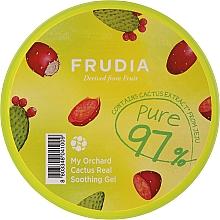 """Parfumuri și produse cosmetice Gel pentru față """"Cactus"""" - Frudia My Orchard Cactus Real Soothing Gel 97%"""