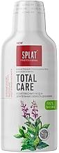 """Parfumuri și produse cosmetice Apă antibacteriană de gură """"Îngrijire complexă și prospețime de lungă durată"""" - SPLAT Total Care"""