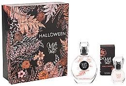 Parfumuri și produse cosmetice Jesus Del Pozo Halloween Mia Me Mine Eau de Toilette - Set (edt/100ml + mini/15ml)