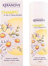 Parfumuri și produse cosmetice Șampon de păr - Eugene Perma Keranove Camomile Shampoo
