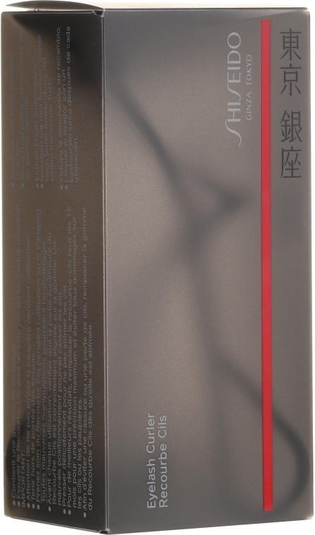 Clește pentru curbarea genelor - Shiseido Eyelash Curler  — Imagine N1