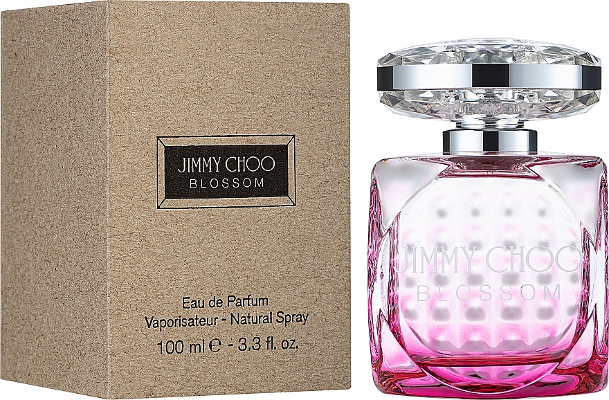 Jimmy Choo Blossom - Apă de parfum (tester) — Imagine N2
