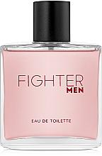 Parfumuri și produse cosmetice Vittorio Bellucci Fighter Men - Apă de toaletă