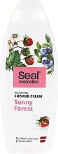 Parfumuri și produse cosmetice Cremă nutritivă pentru corp - Seal Cosmetics Sunny Forest Shower Cream