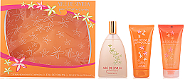 Parfumuri și produse cosmetice Instituto Espanol Aire de Sevilla Primavera - Set (edt/150ml + s/g/150ml + b/cr/150ml)