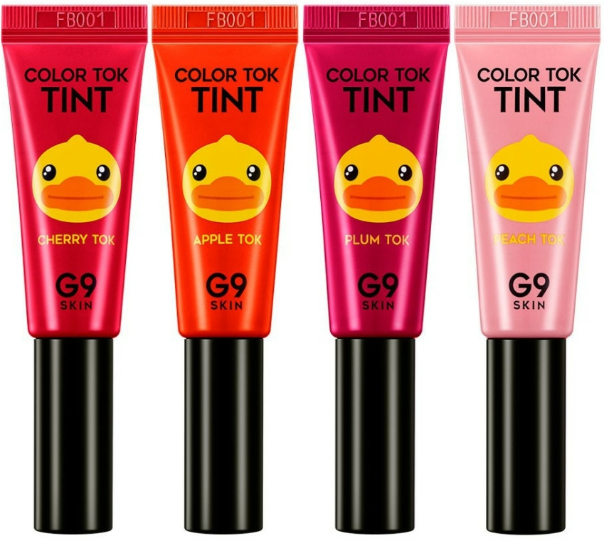 Tint de buze - G9Skin Color Tok Tint