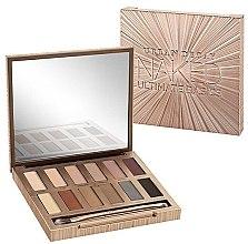 Parfumuri și produse cosmetice Paleta fard de ochi - Urban Decay Naked Ultimate Basics Eyeshadow Palette