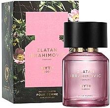 Parfumuri și produse cosmetice Zlatan Ibrahimovic Myth Bloom - Apă de toaletă