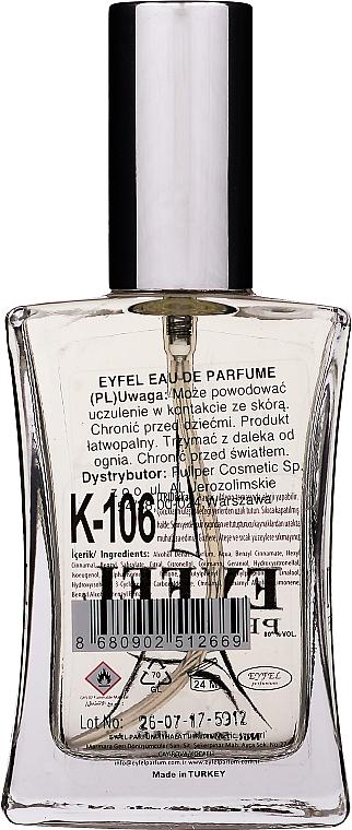 Eyfel Perfume K-106 - Apă de parfum — Imagine N2