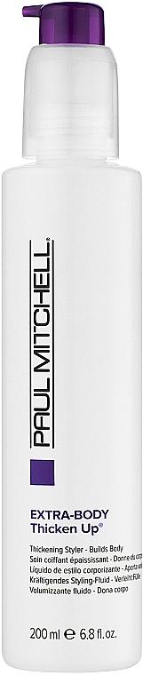 Loțiune de styling pentru volum - Paul Mitchell Extra-Body Thicken Up — Imagine N1