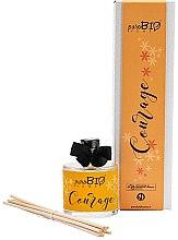 Parfumuri și produse cosmetice Difuzor Aromatic - PuroBio Cosmetics Courage Diffuser Home Relaxing