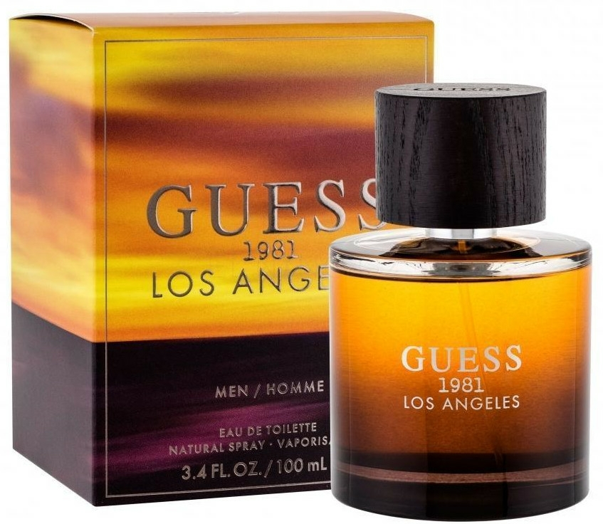 Guess 1981 Los Angeles Men - Apă de toaletă