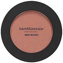 Parfumuri și produse cosmetice Fard de obraz - Bare Escentuals BareMinerals Gen Nude Powder Blush