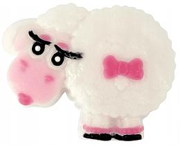 """Parfumuri și produse cosmetice Săpun cu glicerină """"Prințesă"""", aromă de căpșună - Chlapu Chlap Glycerine Soap Sheep"""