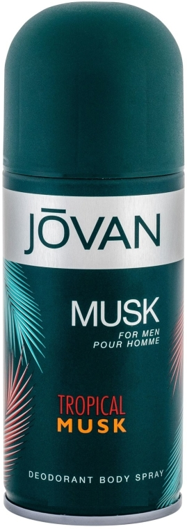 Jovan Tropical Musk - Deodorant