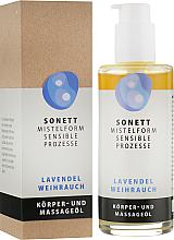 """Parfumuri și produse cosmetice Ulei organic pentru masaj """"Lavandă"""" - Sonnet Lavender Massage Oil"""