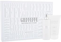 Parfumuri și produse cosmetice Gianfranco Ferre Gieffeffe Bianco Assoluto - Set (edt/100ml + sh/gel/100ml)