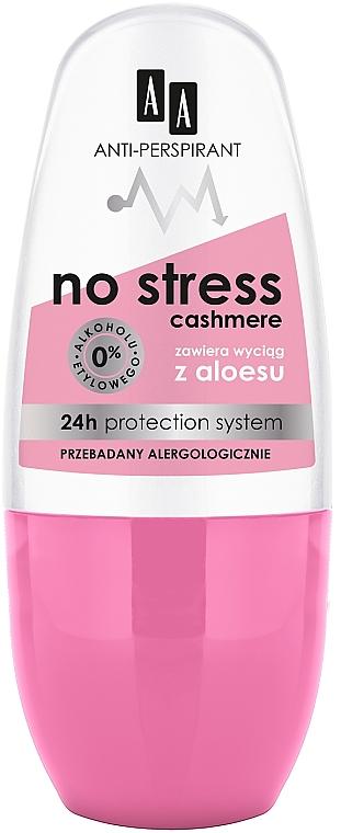 Antiperspirant - AA Deo Anti-Perspirant Multifunctional Cashmere 24H