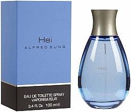 Parfumuri și produse cosmetice Alfred Sung Hei - Apă de toaletă