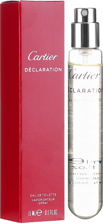 Cartier Declaration - Apă de toaletă (mini) — Imagine N4