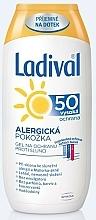 Parfumuri și produse cosmetice Gel pentru piele sensibilă - Ladival SPF50