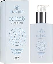 Parfumuri și produse cosmetice Balsam normalizator pentru păr gras - Halier Re:hab Conditioner