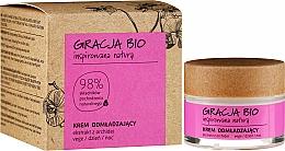 Parfumuri și produse cosmetice Cremă cu extract de orhidee pentru față - Gracja Bio Face Cream