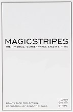 Parfumuri și produse cosmetice Patch-uri pentru ochi - Magicstripes The invisible, Surgery-Free Eyelid Lifting M