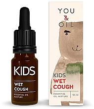 Parfumuri și produse cosmetice Amestec de uleiuri esențiale pentru copii - You & Oil KI Kids-Wet Cough Essential Oil Mixture