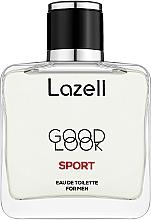 Parfumuri și produse cosmetice Lazell Good Look Sport For Men EDT - Apă de toaletă