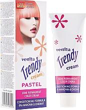 Parfumuri și produse cosmetice Cremă-toner pentru vopsirea părului - Venita Trendy Color Cream