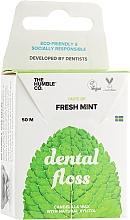 """Parfumuri și produse cosmetice Ață dentară """"Mentă proaspătă"""" - The Humble Co. Dental Floss Fresh Mint"""