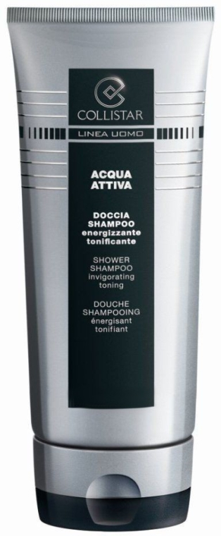 Collistar Acqua Attiva - Șampon-gel pentru duș — Imagine N1