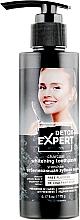 Parfumuri și produse cosmetice Pastă din cărbune cu efect de albire a dinților - Detox Expert Charcoal Whitening Toothpaste