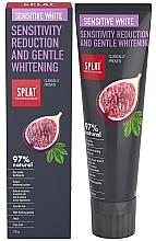Parfumuri și produse cosmetice Pastă de dinți - SPLAT Professional Bio Sensitive White Sensitivity Reduction & Gentle Whitening