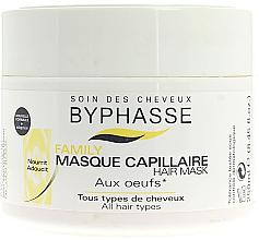 Parfumuri și produse cosmetice Mască cu gălbenuș de ou pentru toate tipurile de păr - Byphasse Family Multivitamin Complexe Mask