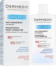 Parfumuri și produse cosmetice Șampon împotriva mătreții - Dermedic Capilarte Shampoo