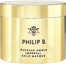 Parfumuri și produse cosmetice Mască de păr - Philip B Russian Amber Imperial Gold Masque