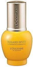 Parfumuri și produse cosmetice Balsam contur ochi - L'Occitane Divine Eyes Balm