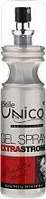 Parfumuri și produse cosmetice Gel-Spray pentru styling - Tenex Stile Unico Gel Spray Extra Strong