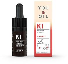 Parfumuri și produse cosmetice Amestec de uleiuri esențiale - You & Oil KI-Anxiety Exhaustion Touch Of Welness Essential Oil