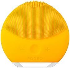 Parfumuri și produse cosmetice Perie de curățare și masaj spa, cu funcție de control al intensității - Foreo Luna Mini 2 Sunflower