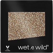 Parfumuri și produse cosmetice Glitter pentru față și corp - Wet N Wild Color Icon Single Glitter
