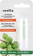 """Parfumuri și produse cosmetice Balsam de buze """"Ulei de Macadamia"""" - Venita Lip Balm Macadamia Oil"""