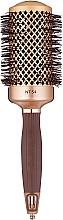 Parfumuri și produse cosmetice Perie rotundă de păr d 54 mm - Olivia Garden Nano Thermic ceramic + ion