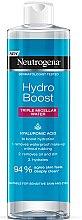 Parfumuri și produse cosmetice Apă micelară - Neutrogena Hydro Boost Triple Micellar Water