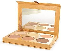 Parfumuri și produse cosmetice Paletă de machiaj - Couleur Caramel Contouring Palette